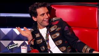 Mika, auditions à l'aveugle 2 #TheVoice5
