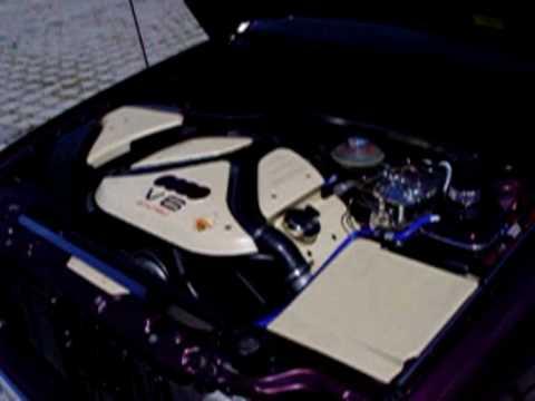 sound audi 80 cabrio mit s4 v6 biturbo motor 320 ps tb. Black Bedroom Furniture Sets. Home Design Ideas