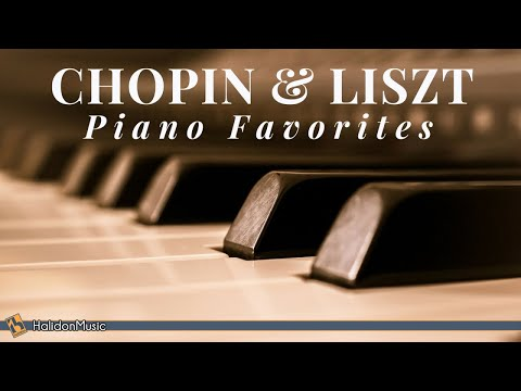 Chopin and Liszt: Piano Favorites | New Talent: Matthieu Bergheau