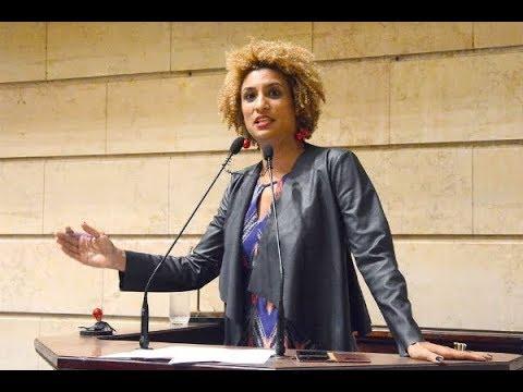 Morte de Marielle Franco provoca onda de manifestações pelo mundo | SBT Brasil (16/03/18)
