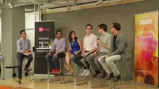 Design + Venture Panel - Hosted by InVision and Eventbrite