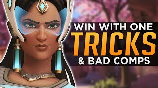 Overwatch: How to WIN with ONETRICKS and