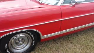 1967 Ford Galaxie 500 Convertible For Sale