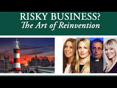 Risky Business? The Art Of Reinvention at Advertising Week Europe