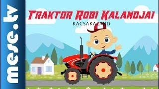 Traktor Robi kalandjai – Kacsacsalád (animáció gyerekeknek) | MESE TV