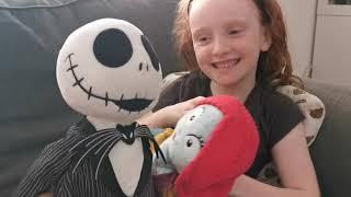 2020 Nightmare Before Christmas Sally Scentsy Buddy Review En Español | Jack Skellington Gifts
