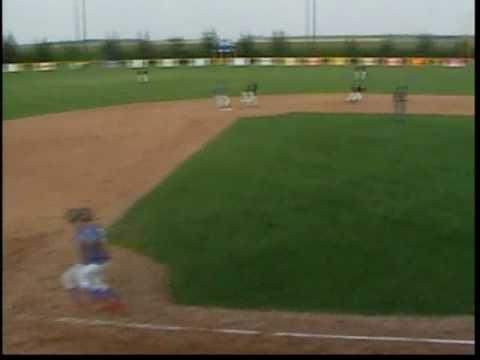 "Baseball Triple Play On A True ""Field of Dreams"" B..."