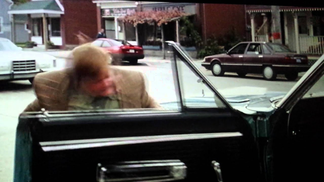 Tommy Boy Car door scene & Tommy Boy Car door scene - YouTube