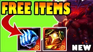 REWORKED ORNN IS ACTUALLY OP! UPGRADE YOUR ITEMS AND YOUR TEAMMATES, FREE! - League of Legends