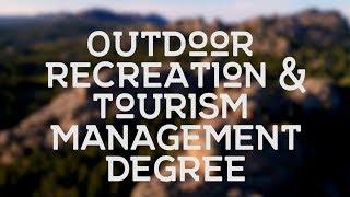 UW Outdoor Recreation & Tourism Management Degree