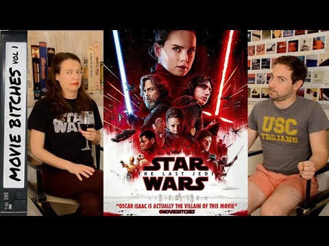 Star Wars The Last Jedi | Movie Review | MovieBitches Ep 173