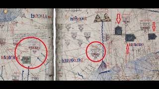 Россия на карте 1375 года сенсация .