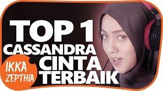 Cinta Terbaik - Cassandra(cover)  - ikka zepthia ( amazing indonesian female singer )