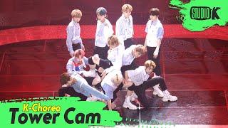 [K-Choreo Tower Cam 4K] 티오원 직캠 'Son Of Beast ' (TO1 Choreography) l @MusicBank KBS 210611