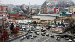 Города Сибири.  Барнаул.