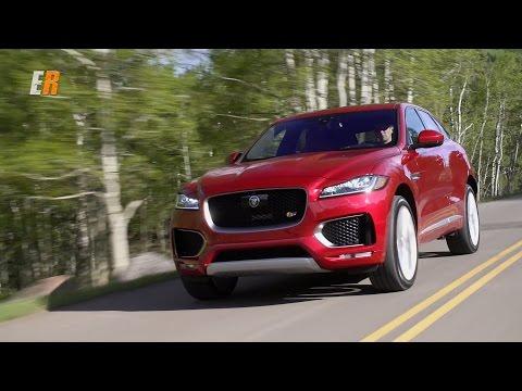 2017 Jaguar F-Pace Review - Good Looks, Good Performance, Good Value?