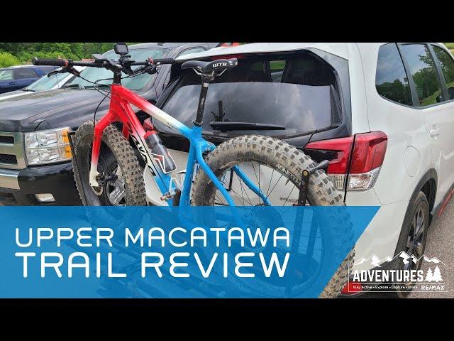 Upper Macatawa - Trail Review