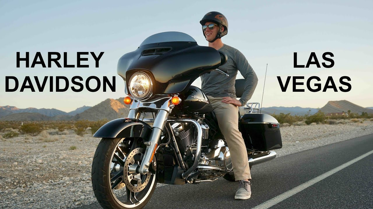 It S A Rental Harley Davidson In Las Vegas Youtube