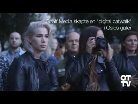 Digital Fashion Show - Oslo Trend 2014