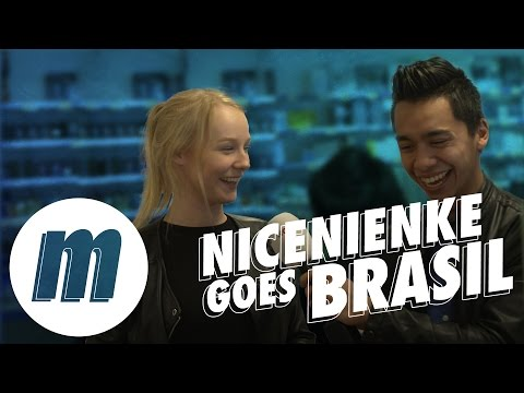 NICENIENKE is MUITO GRANDE in Brazilië | REPORT