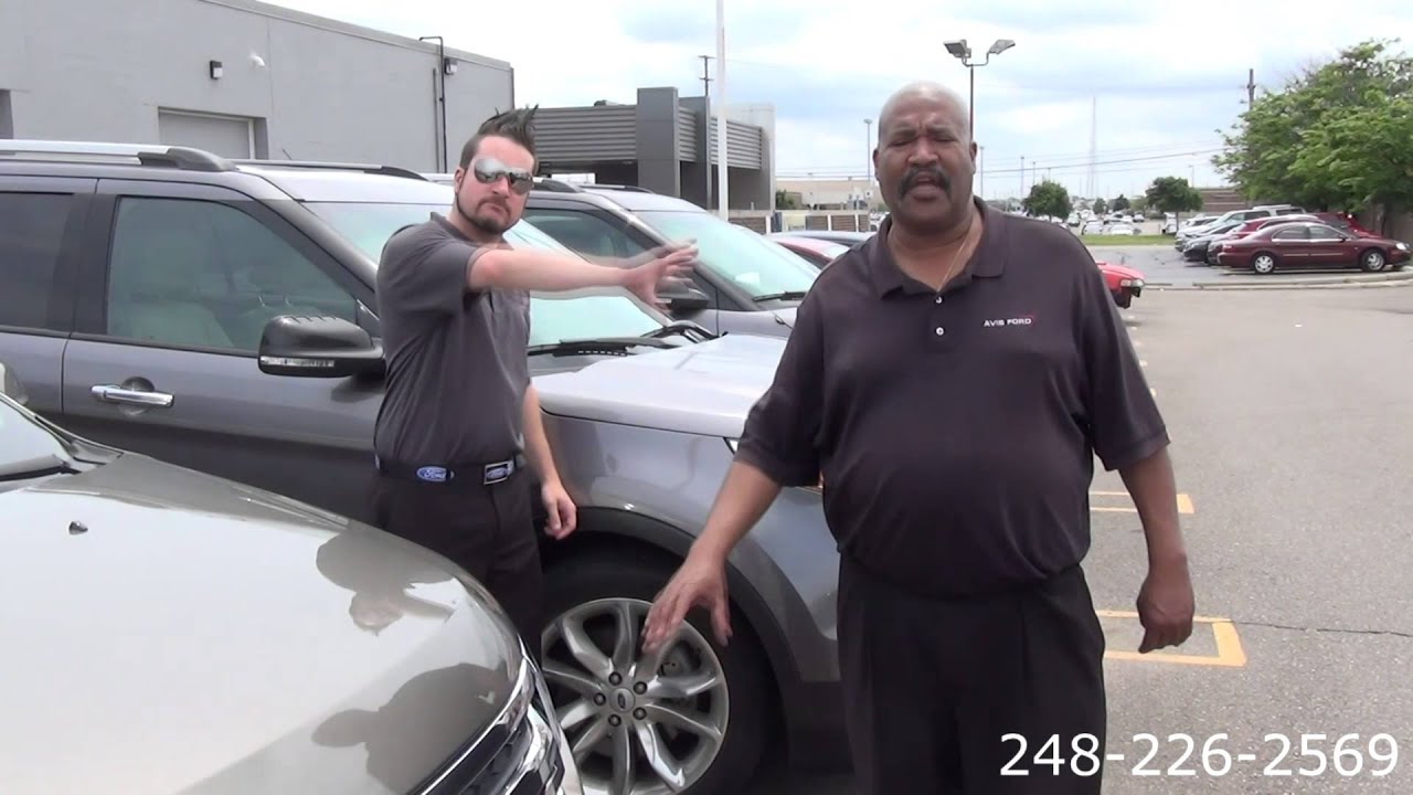 Detroit Used Cars Bad Credit Loans Avis Ford 18 Youtube
