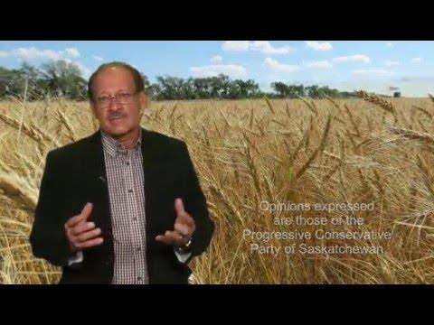 2014 PC Party of Saskatchewan Farmland Ownership Issue
