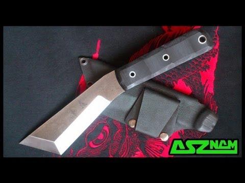 Долы на ноже своими руками