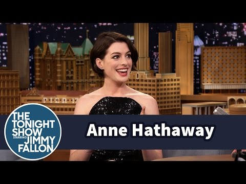 Thumbnail: Anne Hathaway Ranks Her Embarrassing Moments