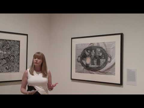 Davis Museum: Curatorial Gallery Talk -Contemporary Prints from South Africa