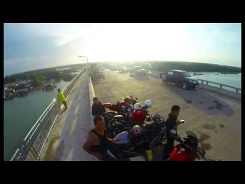 CB 500 X ทริปประแส กระแส ANOTHER ONE FINE DAY AT PRASAE BRIDGE AT CHANTHABURI
