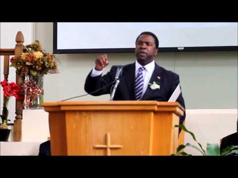 20130223 MAYOR ALVIN BROWN VISITS BREATH OF LIFE SDA CHURCH 23 FEB 2013 JACKSONVILLE FL