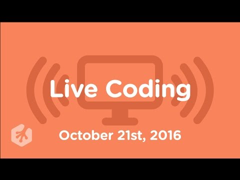 Treehouse LiveCoding: Web Scraping