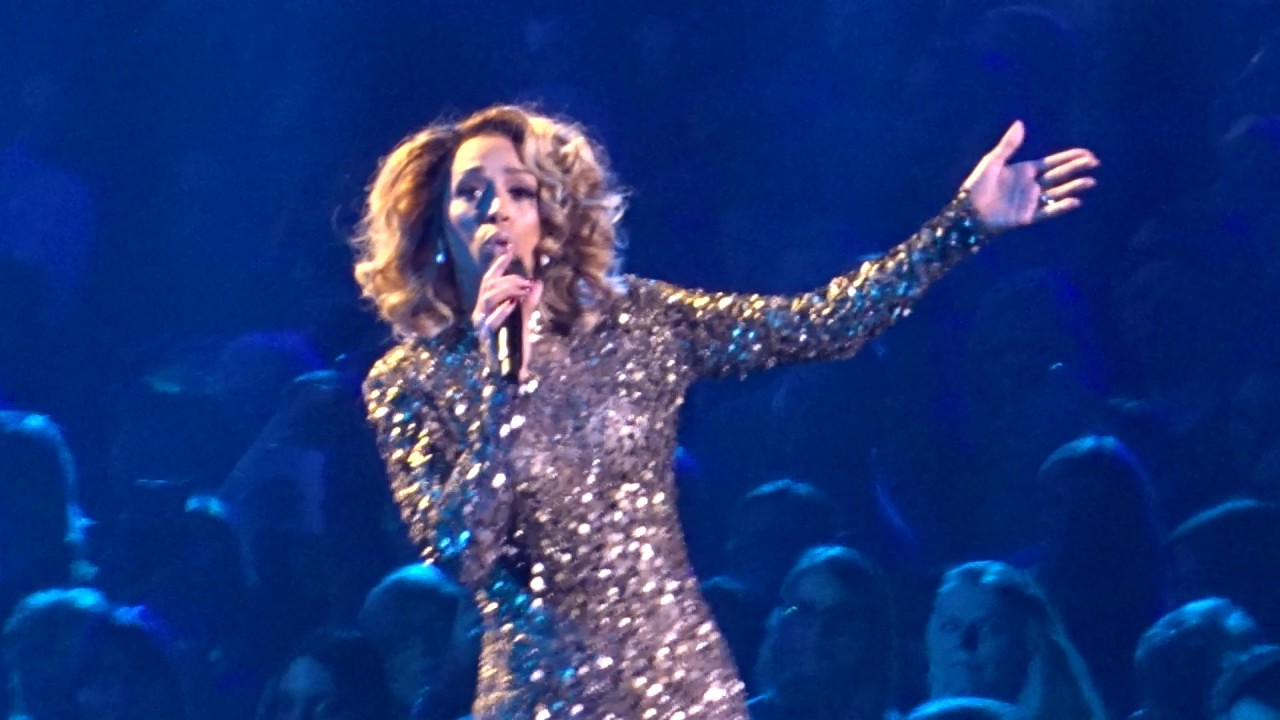 Glennis Grace Run To You Ladies Of Soul 2017 Youtube