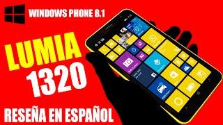 NOKIA Lumia 1320 Reseña En Español