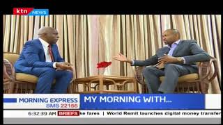 One on one with Governor Kibwana: Why Makueni was first to host peer-to-peer governors\' conference