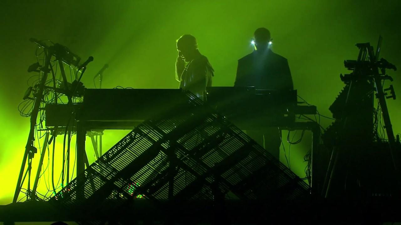 Orbital Live at the Open'er Festival (2012)
