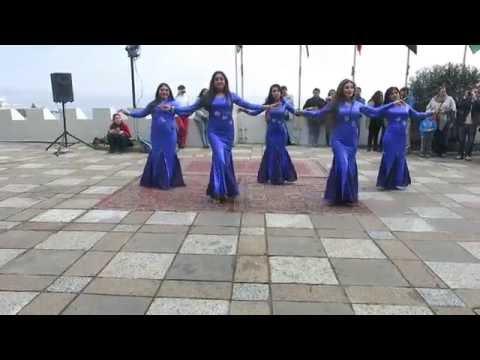"""Ballet """" Layla Sahera """", ( Club àrabe  estilo Iraki ) Dia del Patrimonio 2016"""