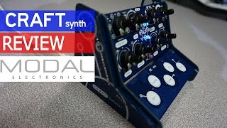 Modal Craft Synth - DIY Mono - First Look