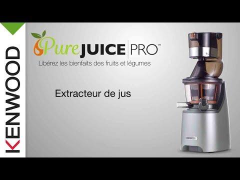 kenwood metal juice extractor at641 kitchen machine doovi. Black Bedroom Furniture Sets. Home Design Ideas
