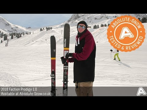 2017 / 2018 | Faction Prodigy 1.0 Skis | Video Review