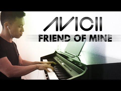 Avicii (ft. Vargas & Lagola) - Friend of Mine (piano cover by Ducci)