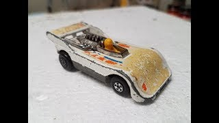 Matchbox Customization: 1974 Lesney No. 56 Hi-Tailer