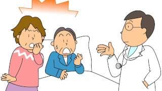 脳卒中編シーン4 急性期の治療から回復期の治療へ