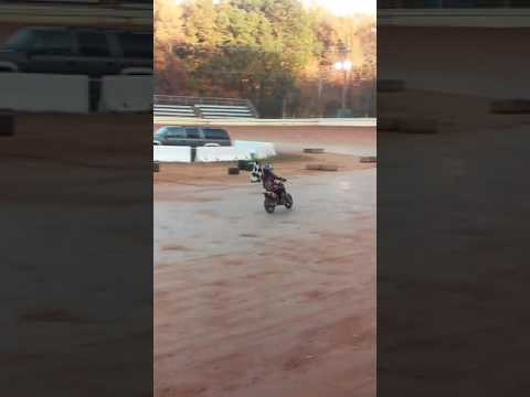 Kaylas first victory lap on her cobra in deleware