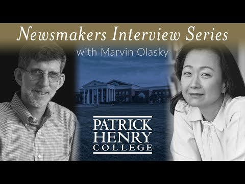 Patrick Henry College Newsmakers | Min Jin Lee
