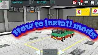Download How To Install Police Car Mod In Bus Simulator Indonesia