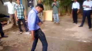 Ethnic Day in office- MY Folk Dance Video(With office collegues., 2013-06-27T10:04:52.000Z)