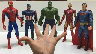 Toy for Kids Superheroes Spiderman Hulk Superman | The Surprise For Kids
