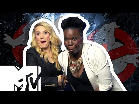 Ghostbusters Deleted Scenes - Cast Reveal Faves! | MTV