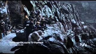Defiance - Season 1 German Trailer [SyFy]